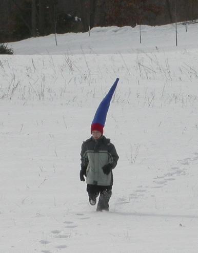 Garrett\'s hat